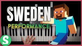 sweden piano video, sweden piano clip