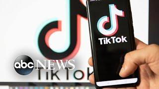 Trump threatens to ban TikTok