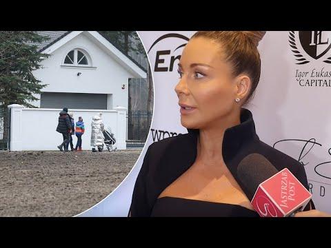 Małgorzata Rozenek o nowym domu
