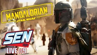 Disney addresses potential Mandalorian movie. SINEAD DEVRIES Joins! - SEN #9
