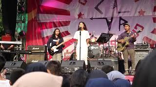 Nadin Amizah - Sorai @ Catastropa 2018 Sman 38 Jakarta