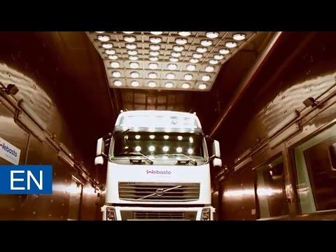 Webasto integrovaný systém pre nákladné vozidlá