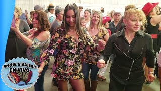 Bailando Las Rancheritas al Ritmo de Los Pumas de Rio Claro - Ninoska y sus amigas