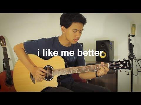 I Like Me Better - Lauv (Yahya Fadhilah Cover)