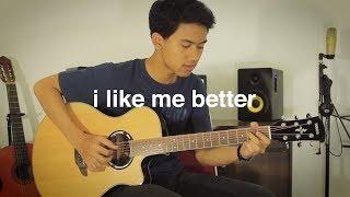 I Like Me Better - Lauv Fingerstyle Guitar