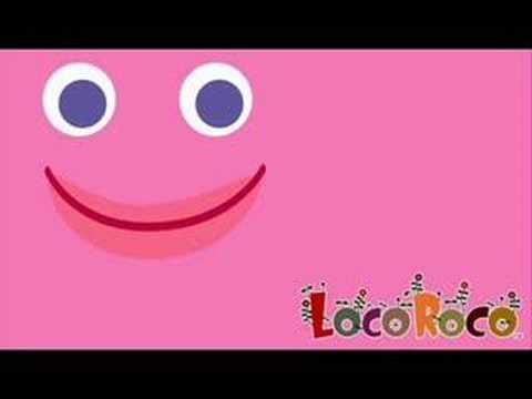 LocoRoco - Pink's Theme