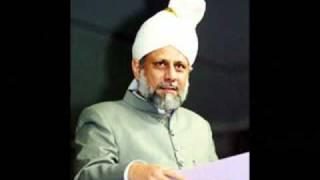 Hazrat Mirza Masroor Ahmad (aba) [Kurzer Lebenslauf ]