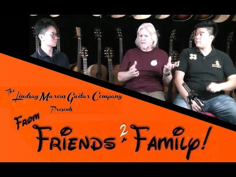 The Guitar Lair - From Friends to Family (Interview by M Guitar Club)