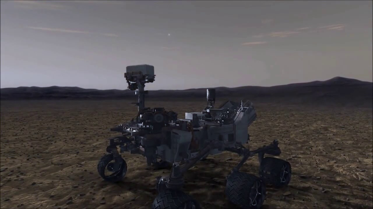 mars rover footage 2018 - photo #48