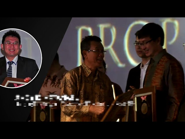 GPA 2015 Influential Profesional in marketing