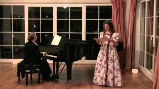Max Reger: Geistliche Lieder Op. 132; Martina Vormann-Sauer, Sopran