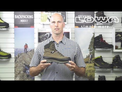 Introducing the LOWA Tibet GTX MID boot
