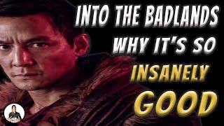 Best shows on tv right now: Into The Badlands Season 3