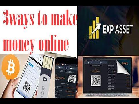 3ways To Make Money Online With Bitcoin( Somalia )