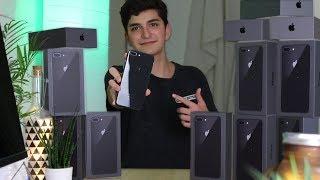 l'ultime déballage de l'iPhone 8+