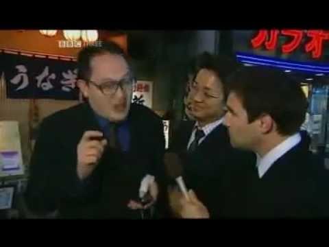 Zozzled Tokyo Businessmen