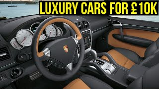 10 CHEAP Luxury Cars That Look Expensive! (Under £10,000)