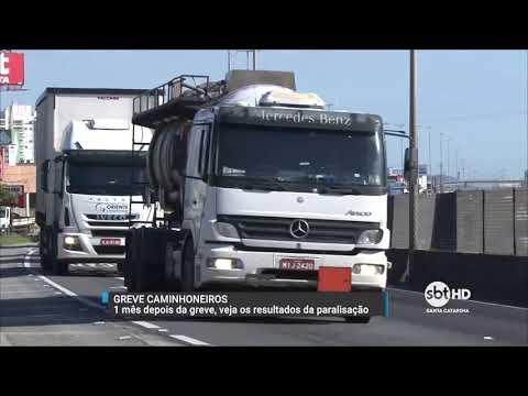 Um mês depois da greve dos caminhoneiros, a situação ainda é indefinida para os motoristas