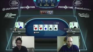 Highlights: GPL Week 13 - Eurasia Heads-Up - Mike Leah vs. Nanonoko - W13M157