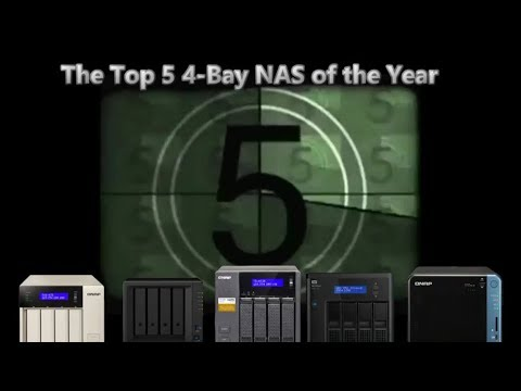 The Top 5 4-Bay NAS of the Year