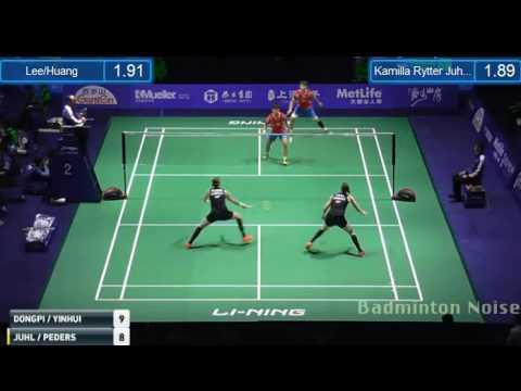 Huang China Badminton