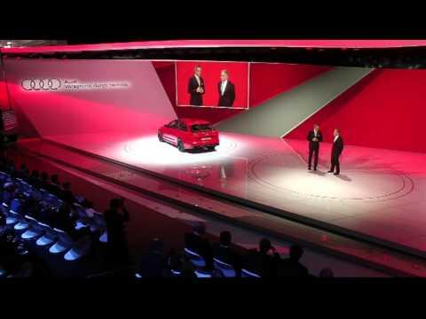 Audi Sport Press Conference - Geneva 2013