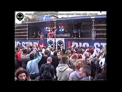 Parada Wolności 2002 - Polish Hardcore Mailorder Truck - Łódź, POLAND - FULL VIDEO
