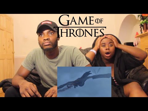 Game of Thrones - 7x6 Beyond the Wall - Group Reaction Part 2