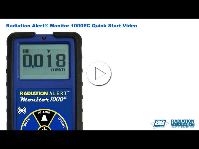 Monitor 1000EC Quick Start Video
