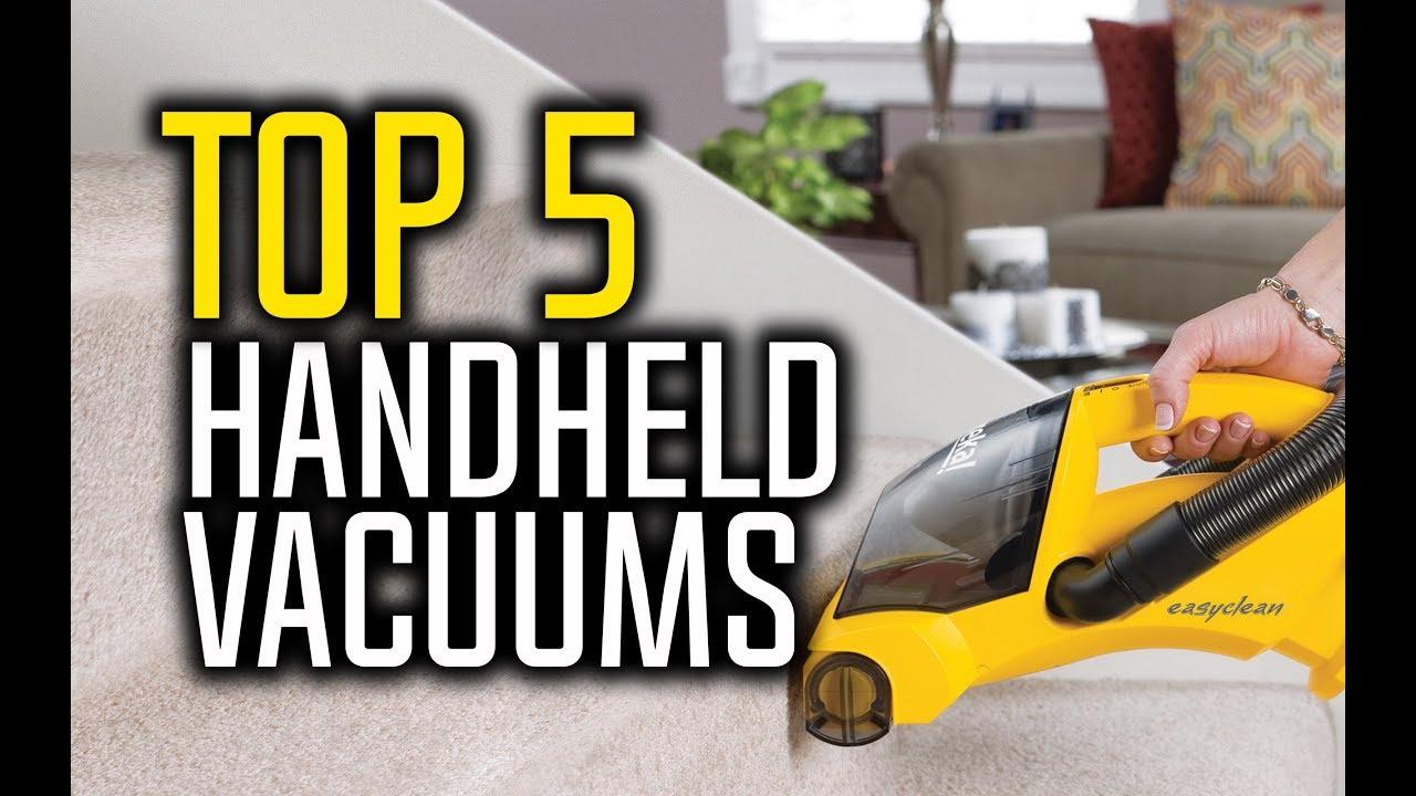 606562913fc Best Handheld Vacuum Cleaners in 2018 - Which Is The Best Handheld Vacuum