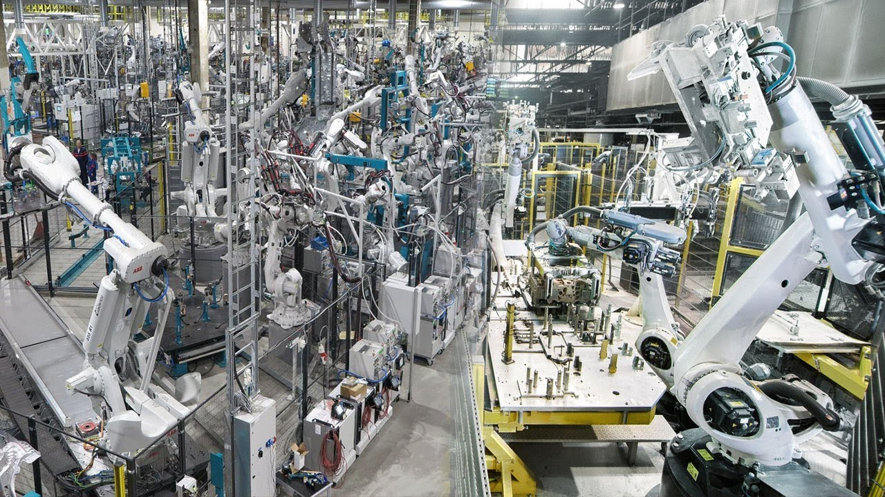 China Innovation! Extreme Factory Automation On The Rise In China