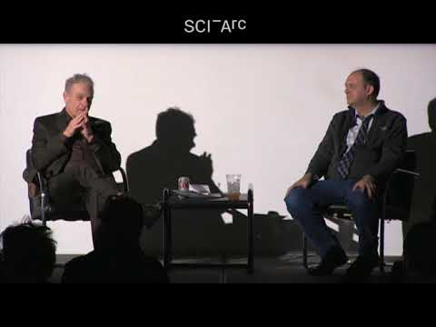 Jeffrey Kipnis & Graham Harman In conversation: On immaterialism (an allegro sonata) (March 2, 2017)