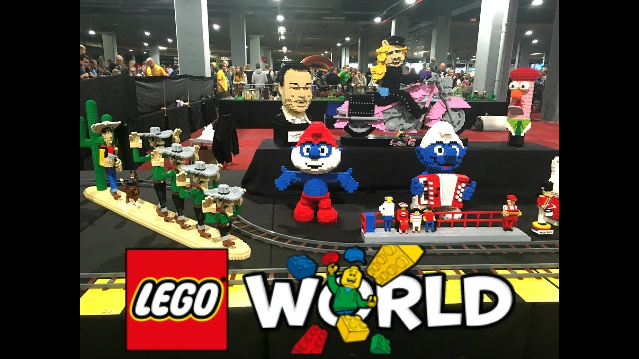 Lego world jaarbeurs utrecht 2016 vlog sterre xo youtube for Jaarbeurs utrecht 2016