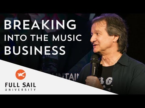 Bob Clearmountain (Mix Engineer and Producer): Breaking into the Music Business