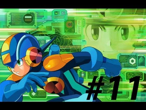 Let's Play Megaman Battle Network 2 Episode 11 Style Change!