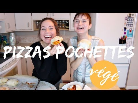 pizzas-pochettes🍕-|-vÉgane-invitÉe-spÉciale