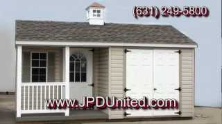 Shed 1 - Sheds In Farmingdale, New York (ny) Jpd United