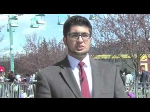 Youth Hiring Fair - Zaman Bandali