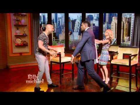 Common vs. Michael Strahan Breakdance Battle