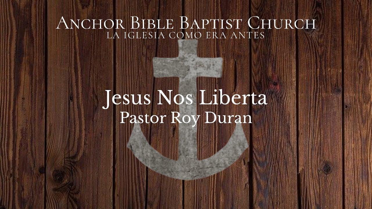 Jesus Nos Liberta