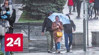 До трех ведер воды на квадратный метр: на Кубань обрушился ливень - Россия 24