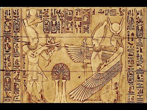 Ancient Egyptian Magic Was Like Nuclear Energy, Hieroglyphics, Gods & Goddesses, Normandi Ellis