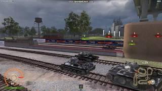 Състезания с танкове Wot!!!