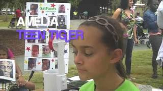 TRANSFORMATIONS: Face painting at Burlington Carousel Festival