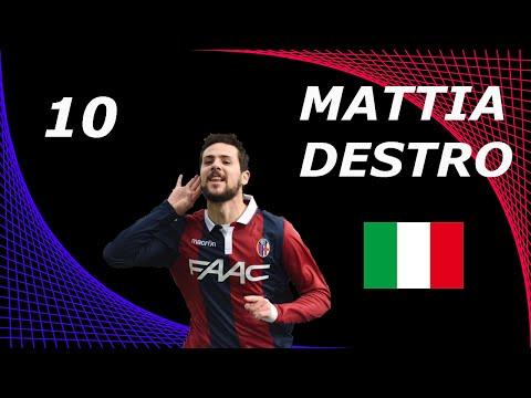 MATTIA DESTRO | Goals, skills, assists | BOLOGNA FC 2015/2016