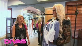Maryse and Nia Jax take Alexa Bliss shopping in Tokyo, Japan: Total Divas, Nov. 8, 2017