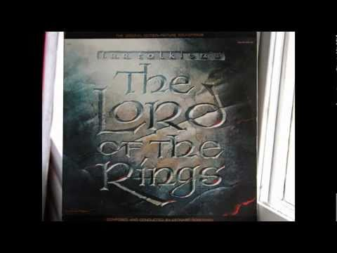 The Lord Of The Ring 1978 Soundtrack (11) - Following The Orcs