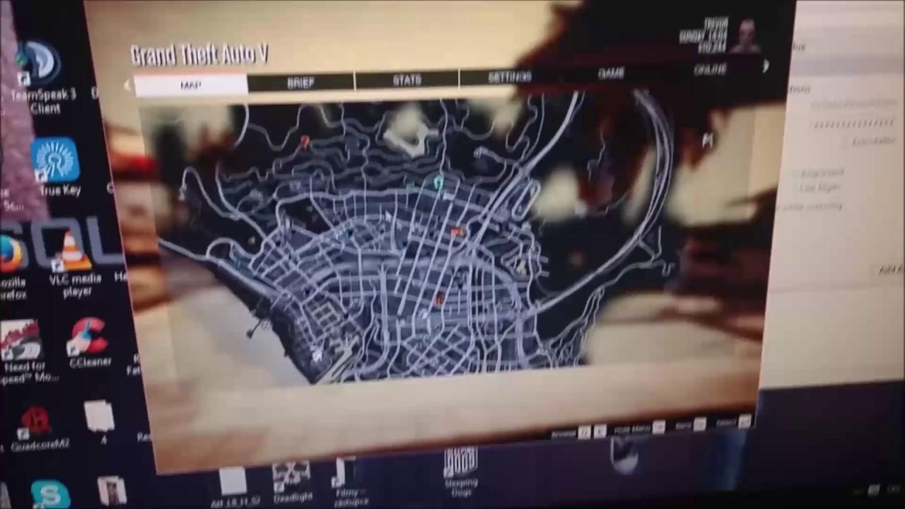Cheaty GTA 5 - Grand Theft Auto