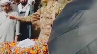 Pakistan army ka Shair dill jawan very nice video viral 2018