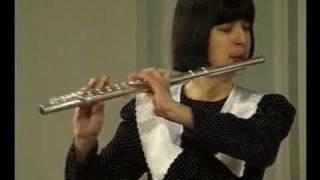 A. Vivaldi. Concerto for Flute and Orchestra, F-dur